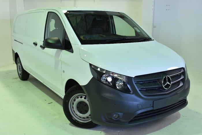 2017 MERCEDES-BENZ VITO 116BLUETEC 447 White