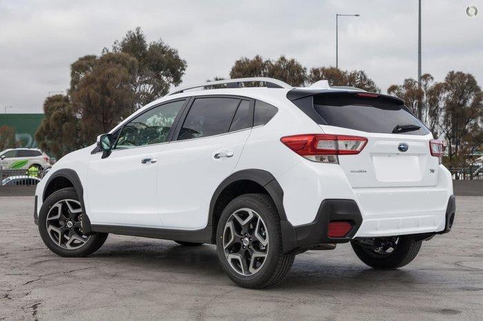 2018 SUBARU XV 2.0I-S G5X White