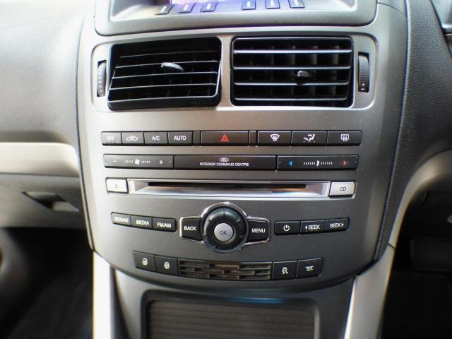 2013 FORD TERRITORY