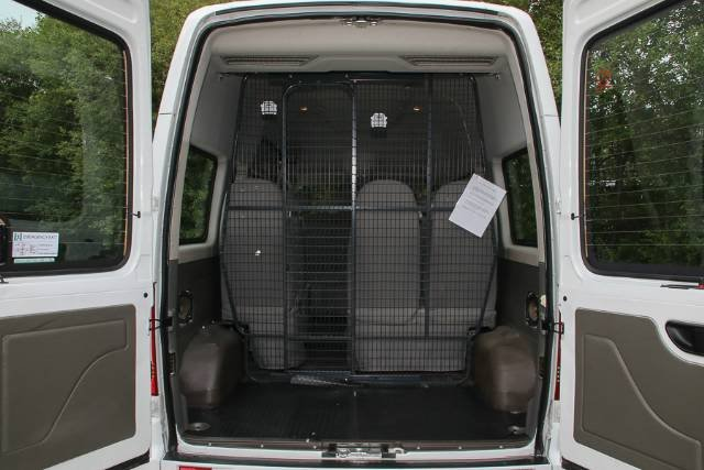 2015 LDV V80 HIGH ROOF LONG WHEEL WHITE