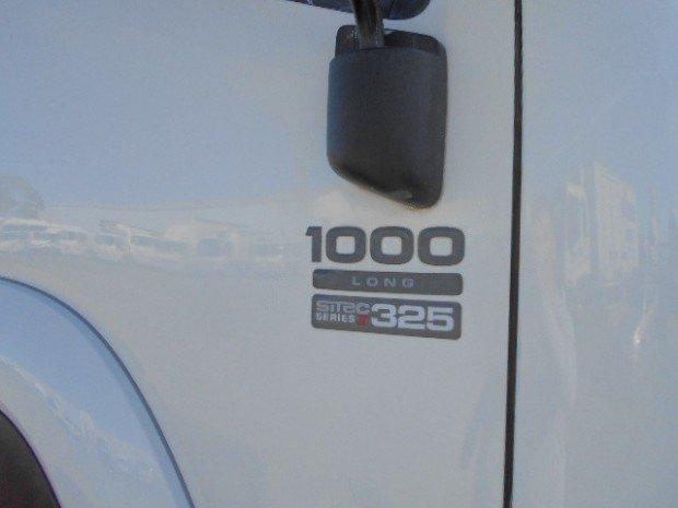 2011 Isuzu FXR 1000 ISUZU FXR1000 TIPPER 2011