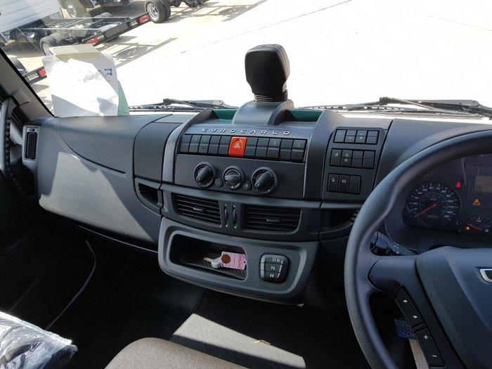 2018 Iveco Eurocargo ML180 E28 E6 ALLISON AUTO white