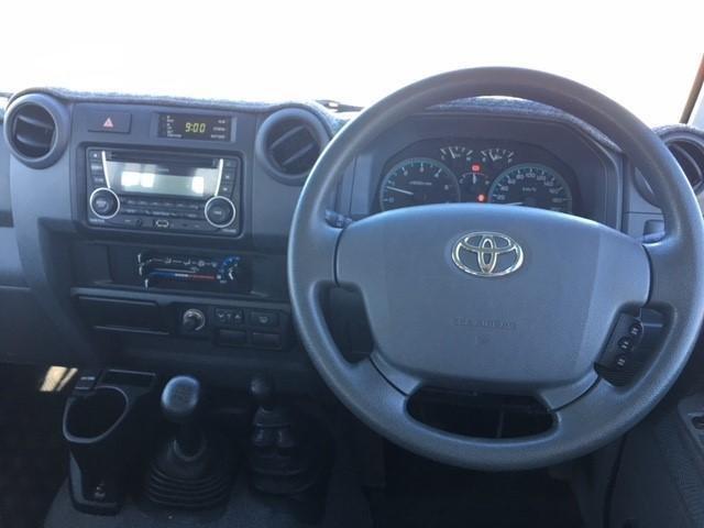 2015 Toyota Landcruiser