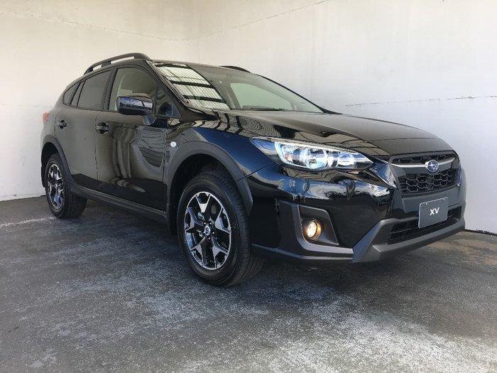2018 SUBARU XV 2.0I G5X Black