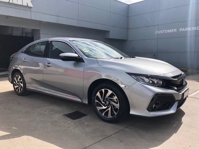 2018 HONDA CIVIC VTI-S 10th Gen Silver