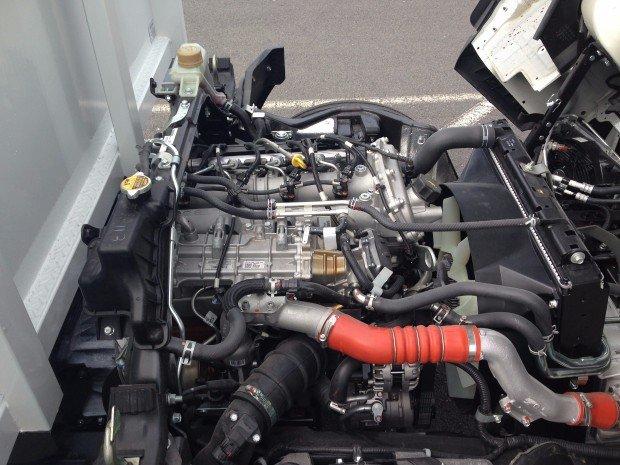 2018 Fuso Canter 918 Wide FECX1KR4SFAD White