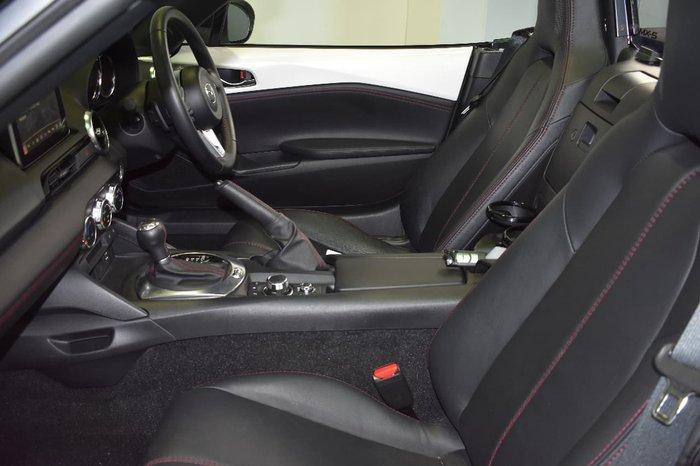 2015 MAZDA MX-5 GT ND White