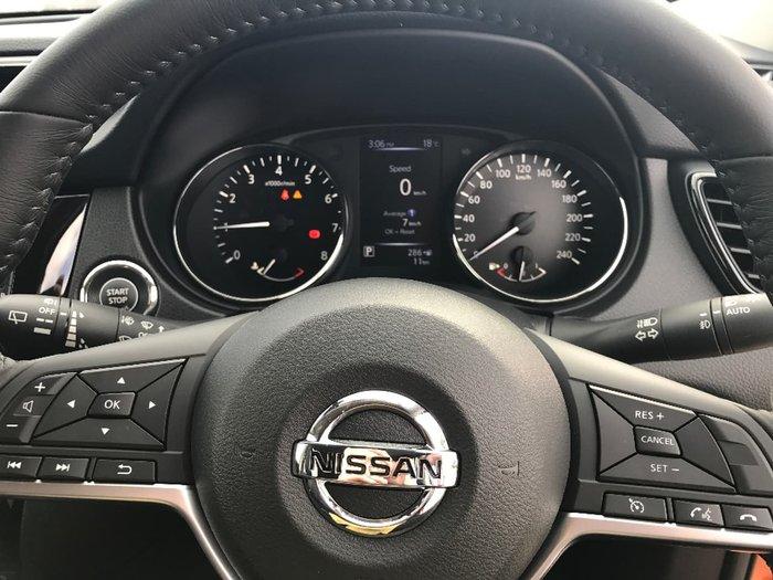 2017 NISSAN X-TRAIL ST-L T32 Series II Silver