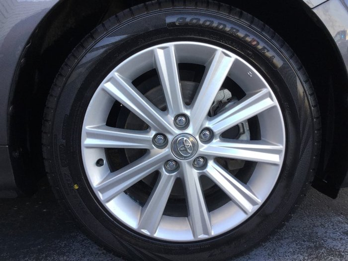 2012 TOYOTA AURION PRODIGY GSV50R Grey