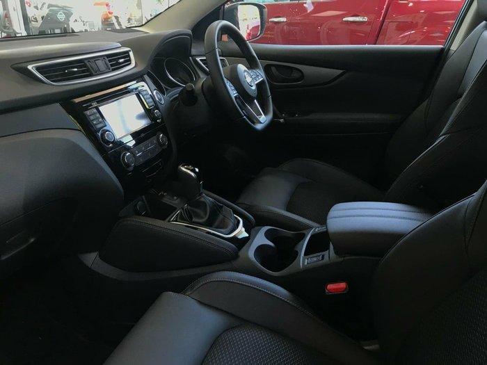 2017 NISSAN QASHQAI ST-L J11 Series 2 Black
