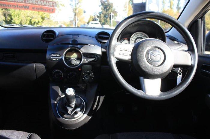 2010 MAZDA 2 MAXX DE Series 1 Black