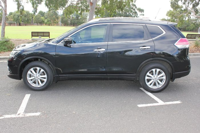 2015 NISSAN X-TRAIL ST-L T32 Black