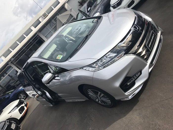 2018 HONDA ODYSSEY VTI-L 5th Gen Silver
