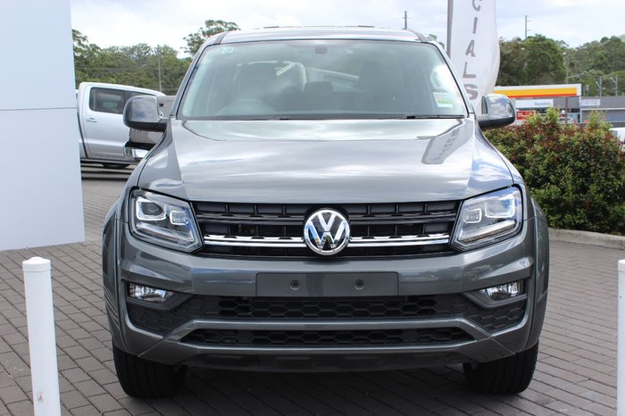 2017 VOLKSWAGEN AMAROK TDI420 CORE PLUS 2H Grey