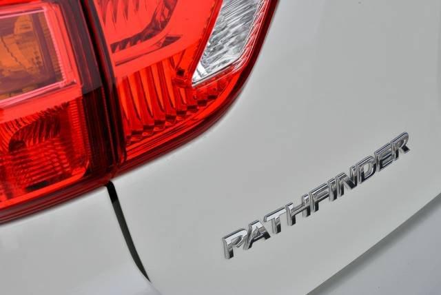 2018 NISSAN PATHFINDER ST-L R52 SERIES II MY17 IVORY PEARL