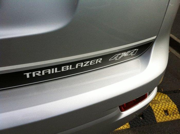 2016 HOLDEN COLORADO 7 TRAILBLAZER RG Silver