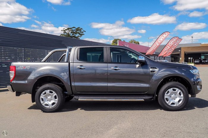 2018 FORD RANGER XLT PX MkII Grey