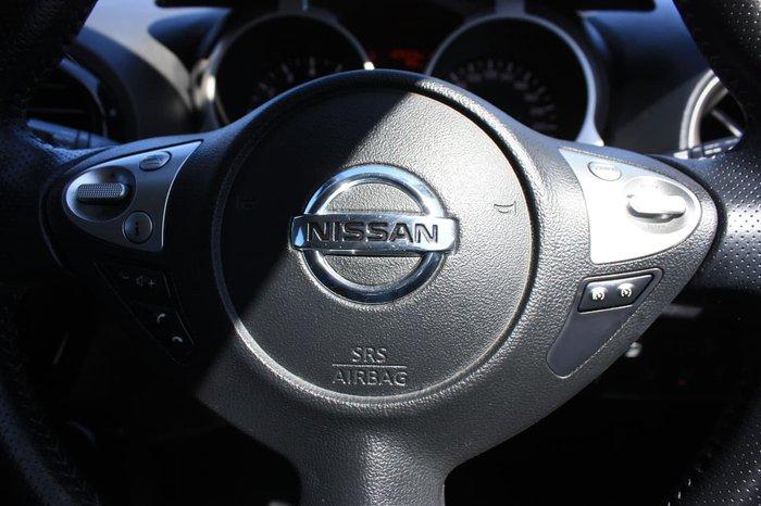 2015 NISSAN JUKE TI-S F15 Series 2 Black
