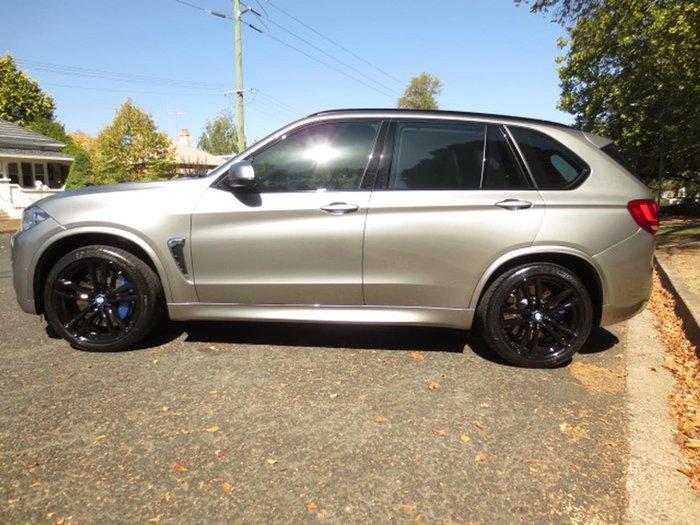 2018 BMW X5 M F85 Grey