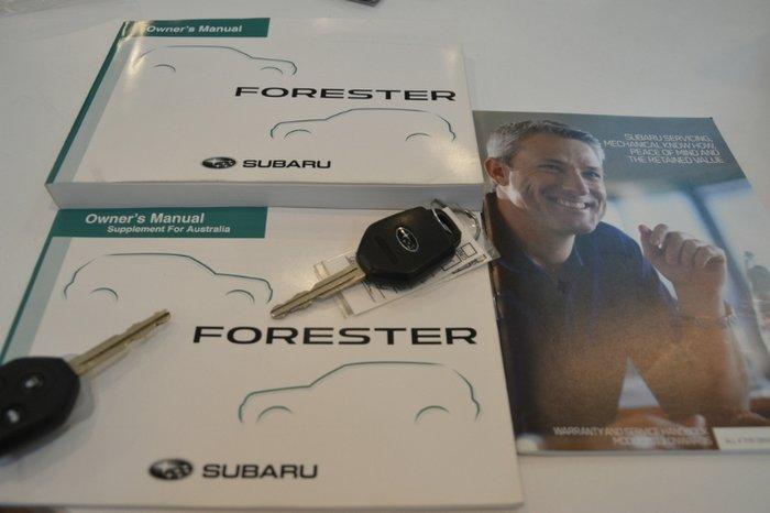 2014 SUBARU FORESTER 2.5I-L S4 MY14 GREY