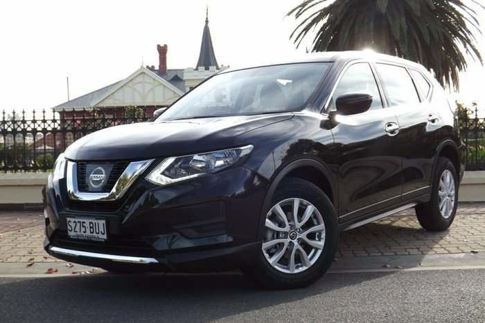 2017 NISSAN X-TRAIL ST T32 Series II Black