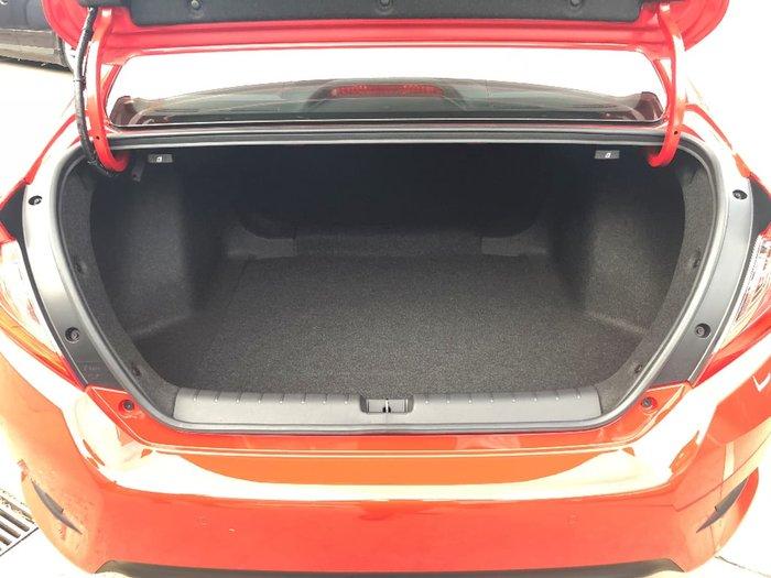 2017 HONDA CIVIC VTI-S 10th Gen Red