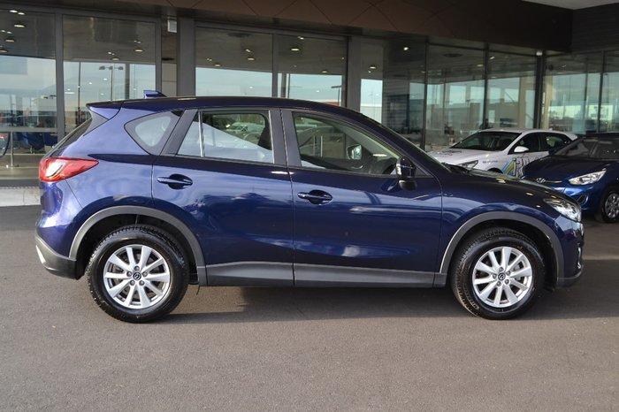 2012 MAZDA CX-5 MAXX SPORT KE Series Blue