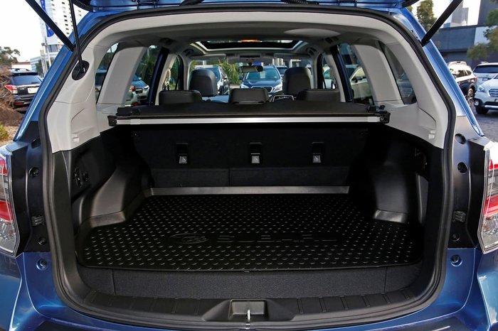 2018 SUBARU FORESTER 2.5I-S S4 Blue