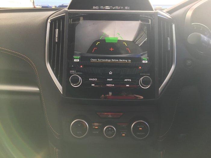 2018 SUBARU XV 2.0I-S G5X Silver