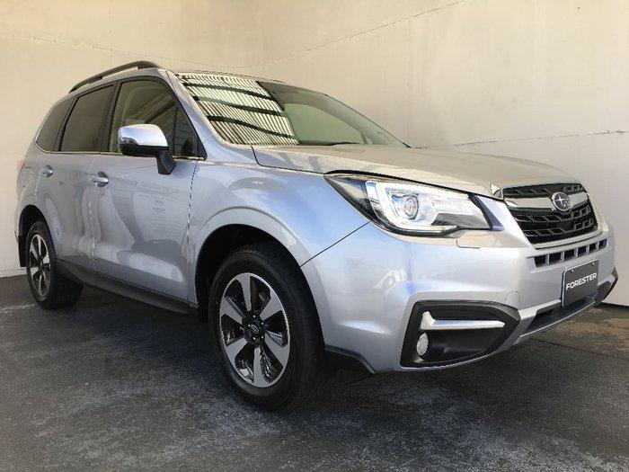 2018 SUBARU FORESTER 2.5I-L LUXURY S4 Silver