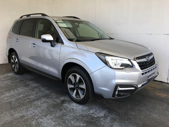 2018 SUBARU FORESTER 2.5I-L S4 Silver