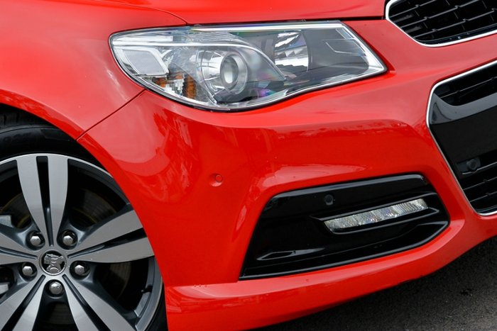 2014 HOLDEN COMMODORE SS Sportwagon VF MY14 RED HOT