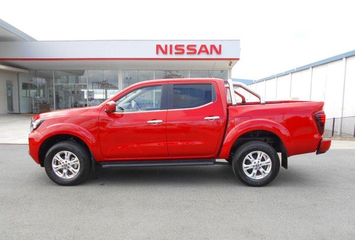 2021 Nissan Navara ST D23 4X4 Dual Range RED