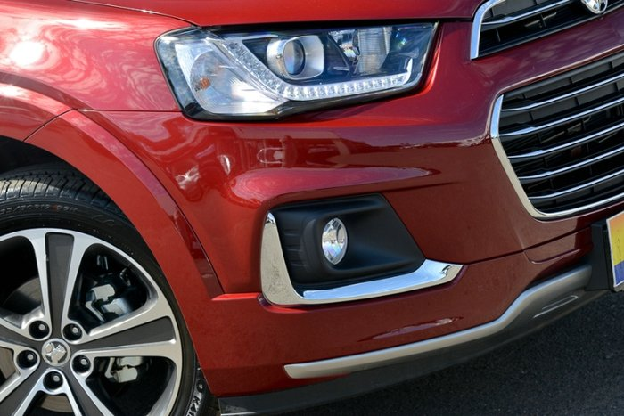 2017 HOLDEN CAPTIVA LTZ CG MY17 RED E OR NOT