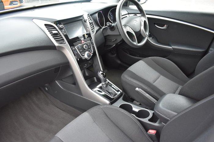 2016 HYUNDAI I30 ACTIVE GD4 Series II Silver
