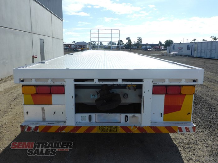 2013 Maxitrans 45FT 22 Pallet Flat Top- Road Train Rated