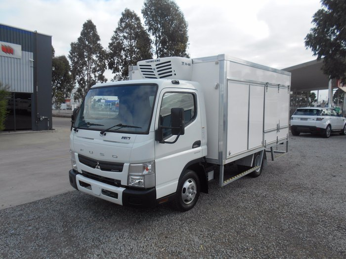 2014 Mitsubishi Canter 515 Narrow
