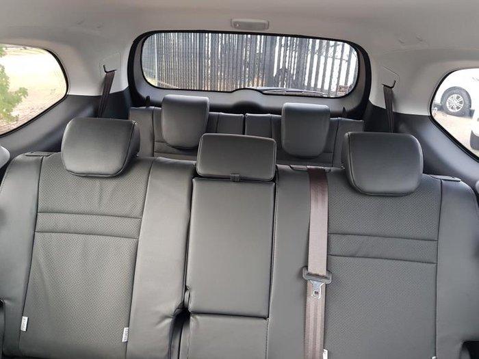 2018 FOTON SAUVANA 7 SEATS 4x4 BLACK