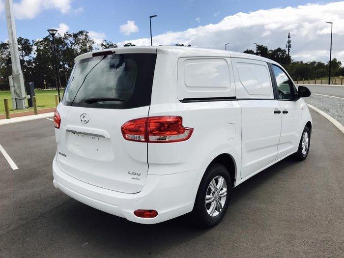 2017 LDV G10 SV7C WHITE
