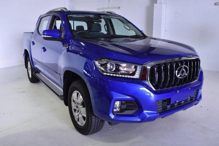 2018 LDV T60 PRO 4X4 SK8C JEWEL BLUE