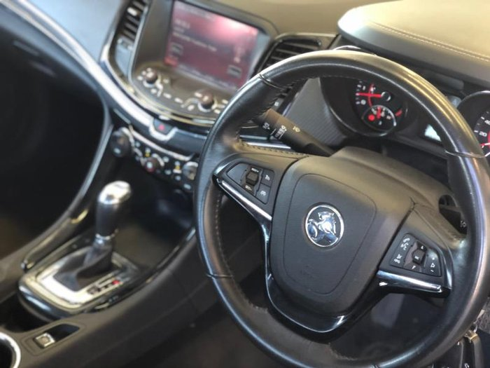 2015 HOLDEN COMMODORE SS VF MY15 WHITE