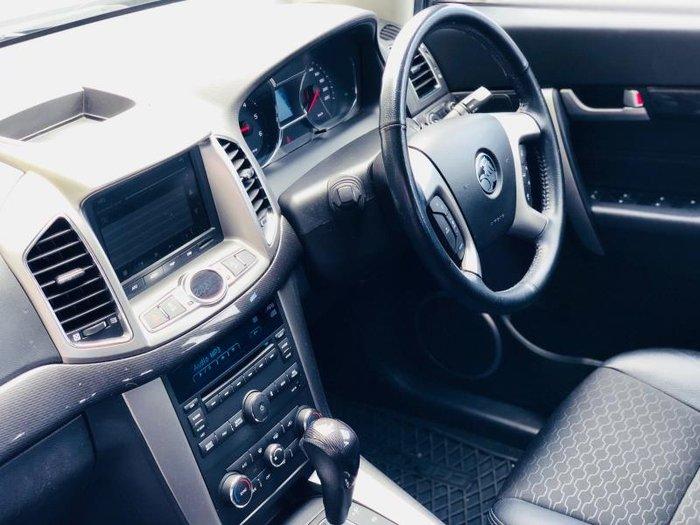 2015 HOLDEN CAPTIVA 7 LT (AWD) CG MY15 BRONZE