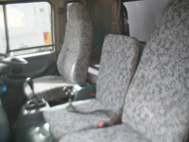 2008 UD MK6 CURTAINSIDER 10 PALLET WHITE