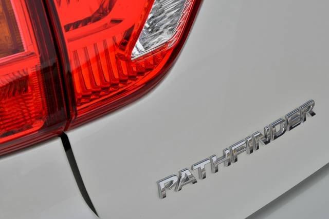 2017 NISSAN PATHFINDER ST-L R52 SERIES II MY17 IVORY PEARL