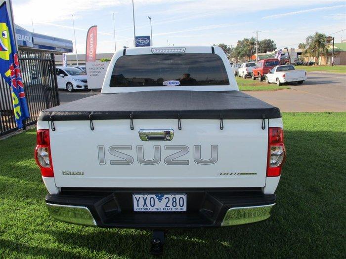 2012 ISUZU D-MAX