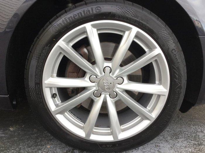2011 AUDI A6 4F Grey