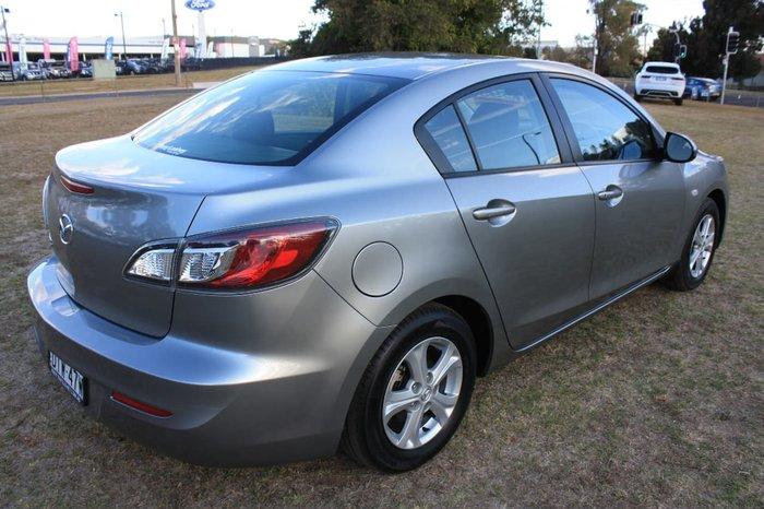 2011 MAZDA 3 NEO BL Series 2 Silver