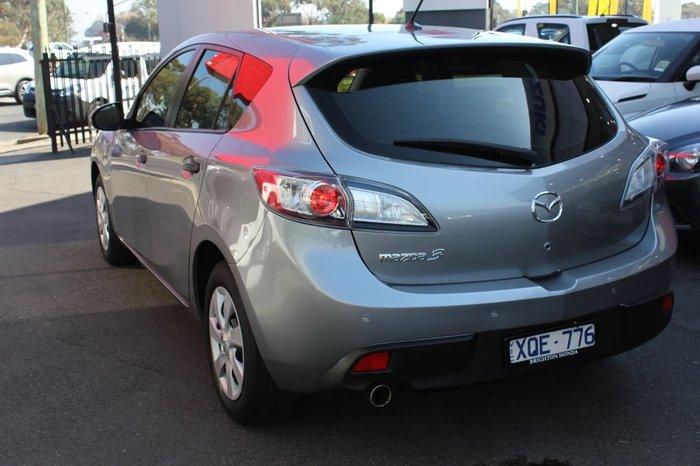 2010 MAZDA 3 NEO BL Series 1 Silver
