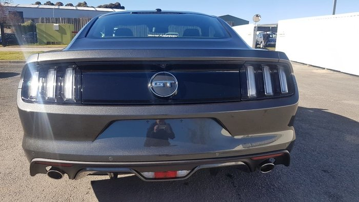 2017 FORD MUSTANG GT FM Grey