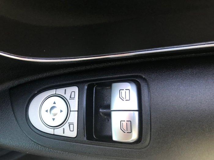 2015 Mercedes Benz Vito 114 VITO 114 CDI White